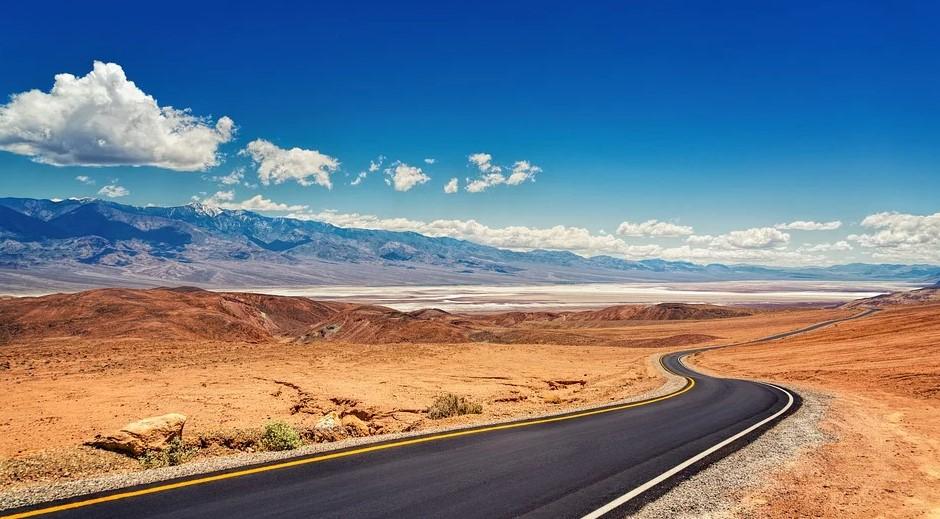 Ørkenlandskab