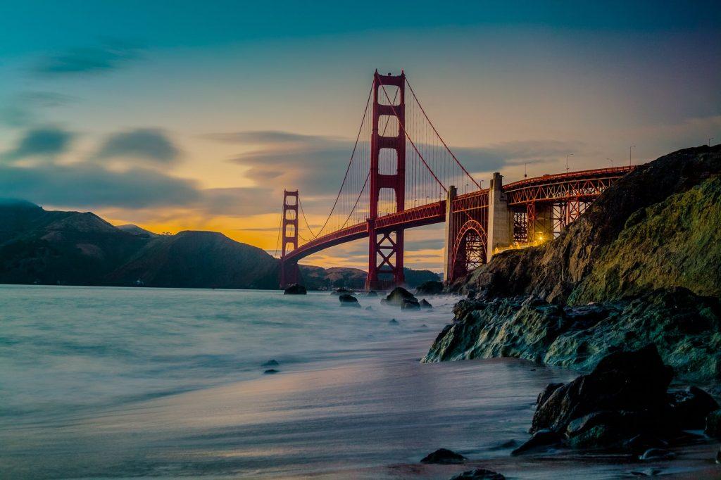 bro i Californien