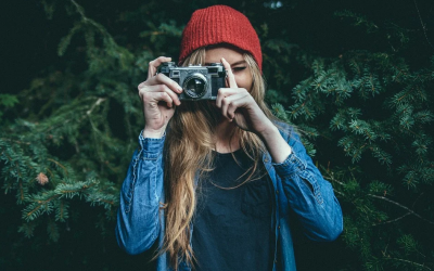 Brug naturen som dit fotografimotiv