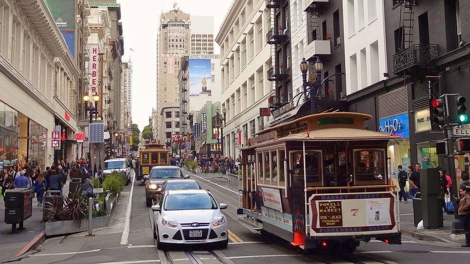 San Francisco byliv